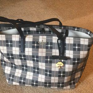 Kate Spade Plaid Bag